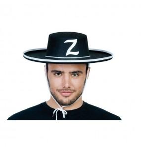 Sombrero del Zorro adulto
