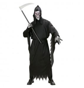 Disfraz de Angel de la Muerte