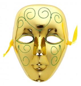 mascara Venecia oro