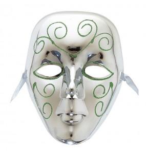 Mascara Venecia plata