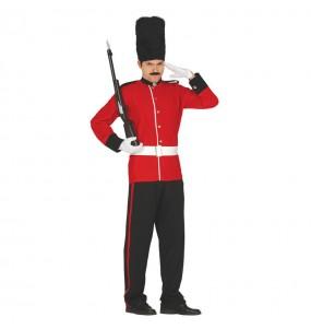 Disfraz de Soldado Real Inglés