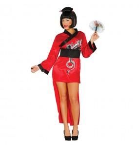 Disfraz de Japonesa Sexy