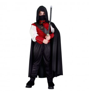 Disfraz de Halcón Rojo infantil
