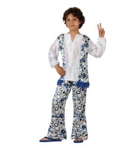 Disfraz de Hippie Retro para niño