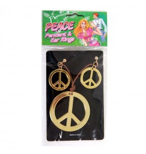 Conjunto Hippie Dorado