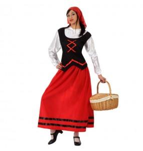 Disfraz Pastora medieval