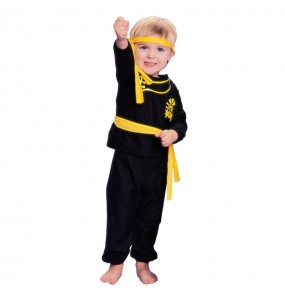 Disfraz de Ninja bebé