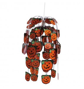 lámpara calabazas decoración Halloween