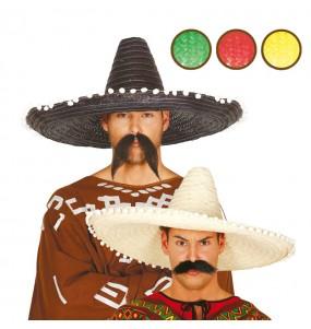 Sombrero Mexicano Monocolor