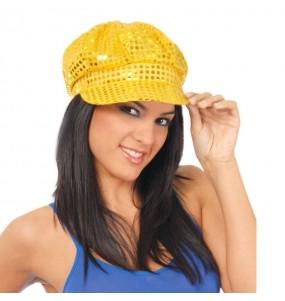 Gorra de Lentejuelas