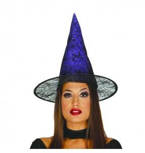 Sombrero Bruja Lila