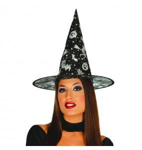 Sombrero Bruja Halloween