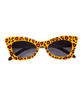 Gafas Rockabilly Leopardo