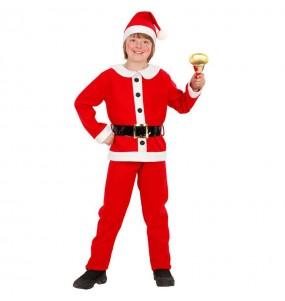 Disfraz de Papá Noel para niño