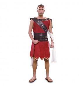 Disfraz de Romano rojo