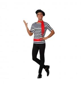 Disfraz de Francés