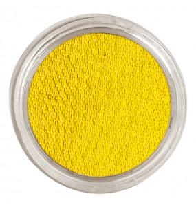 Maquillaje al Agua Amarillo