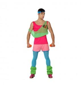 Disfraz de Chico Fitness