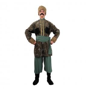 Disfraz de Cosaco Ruso Lujo adulto