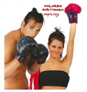 Guantes boxeador