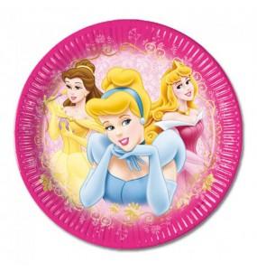 Platos Princesas