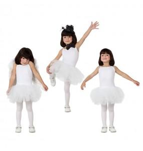 Disfraz de Bailarina Blanco