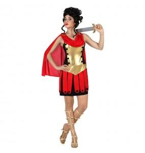 Disfraz de Guerrera Romana circo