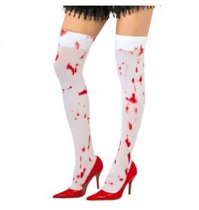 Medias con Sangre