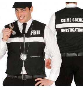 chaleco policía FBI