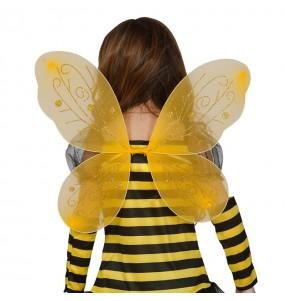 Alas de mariposa Amarillas