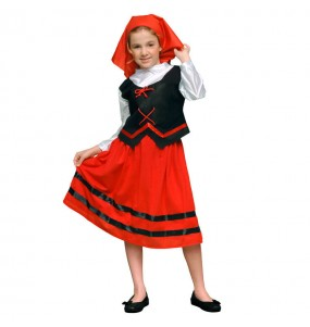 Disfraz de chica Pastora