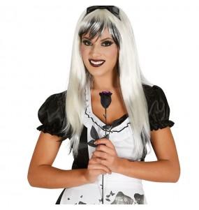 Rosa Negra Halloween