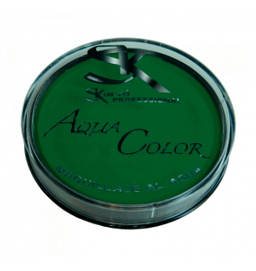 Maquillaje Aquacolor Verde