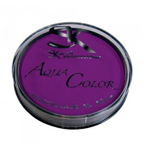 Maquillaje Aquacolor Violeta
