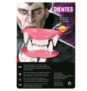 Dientes Colmillos Drácula