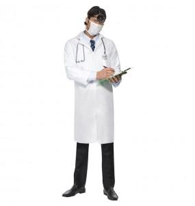Disfraz de Doctor adulto barato