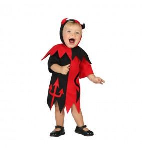 Disfraz Diablesa bebe