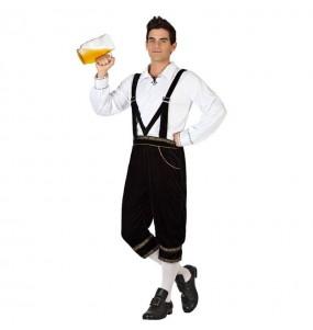 Disfraz de Alemán Oktoberfest cerveza