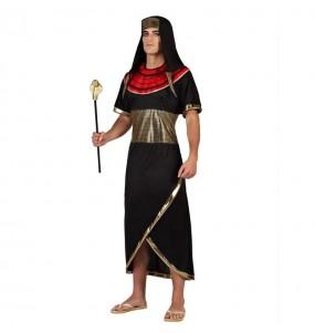 Disfraz de Egipcio Negro tutankamon