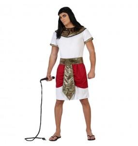 Disfraz de Rey Egipcio Rojo