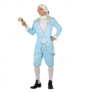 Disfraz de Veneciano Época Azul
