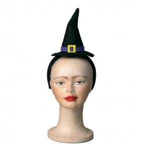 Diadema de Sombrero Bruja