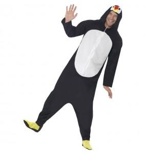 Disfraz de Pingüino Kigurumi