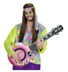 Banjo Hinchable Rosa
