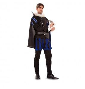 Disfraz de Miguel de Cervantes
