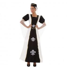 Disfraz de Duquesa de Lis