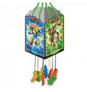 Piñata de Gormiti 35 x 20