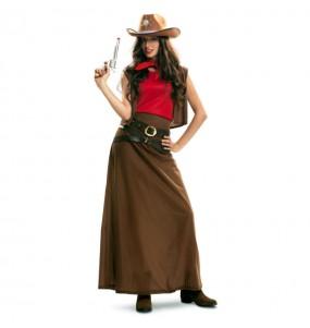 Disfraz de Vaquera Cowgirl