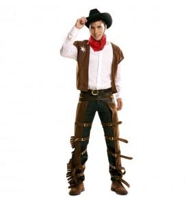disfraz de vaquero con perneras