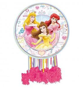 Piñata redonda Princesa Spirit